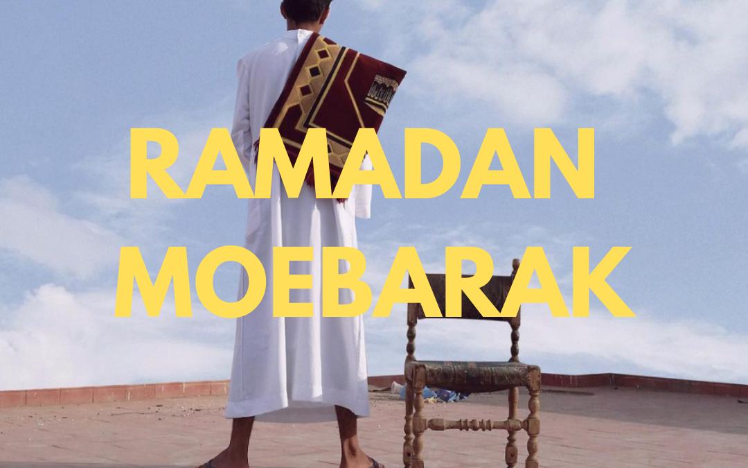 RAMADAN MOEBARAK   DOOR SAID & MO
